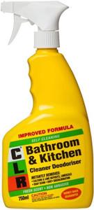 CLEANER CLR BATHROOM & KITCHEN 750ML