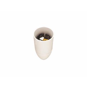 LAMPHOLDER SAFETY WHITE