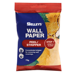 STRIPPER WALLPAPER SELLEYS 75G