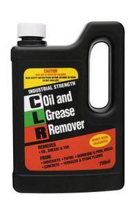 CLEANER OIL/GREASE REMOVER 750ML
