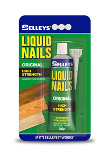 ADHESIVE 100G LIQUID NAILS