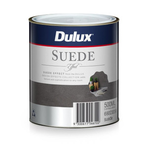 Paint Design Effects Suede 500ml 690D0099 Dulux