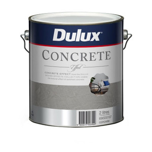Paint Design Effects Concrete 2L 690D0107 Dulux