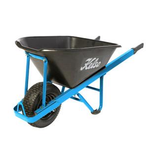 Wheel Barrow Poly 100L Pro FW15013-T Kelso