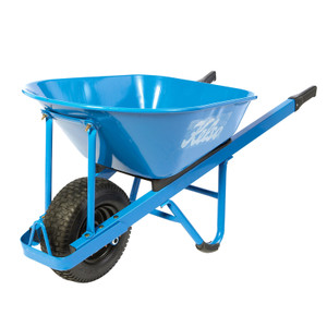 Wheel Barrow Steel 100L Pro FW14001-T Kelso