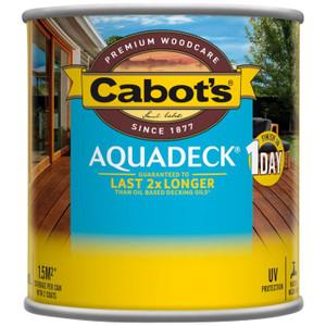 Aquadeck Jarrah 250ml 56782172 Cabots