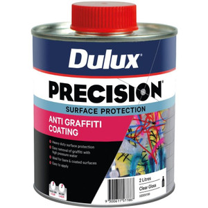 Paint Anti Graffiti 2L Precision 32DD0130  Dulux