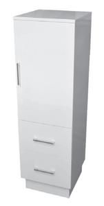 Cabinet Side Bathroom 400x400x1200 RH Door JAG400 Esti