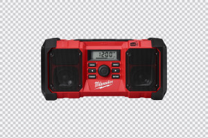 Radio 18v Jobsite Digital (Tool Only) M18JSRDAB+-0 Milwaukee