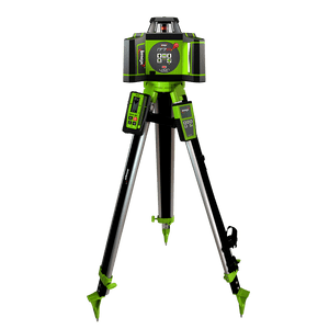 Level Rotary Laser with Tripod & 5m Staff 012-I77RK Imex