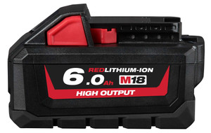 Battery 18v 6Ah High Output M18HB6 Milwaukee