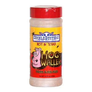 Hog Waller BBQ Rub Swt BBQ - Mld SBHW005 SuckleBuster