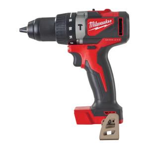 Drill Driver Hammer 18V 13mm B/L Skin M18BLPD2-0 Milwaukee