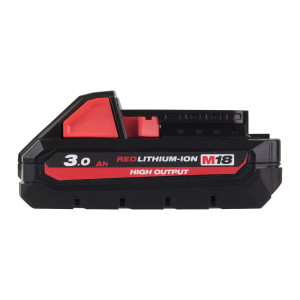 Battery 18v 3Ah High Output M18HB3 Milwaukee