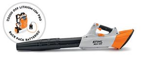 Blower BGA 100 Tool Skin 48660115900 Stihl