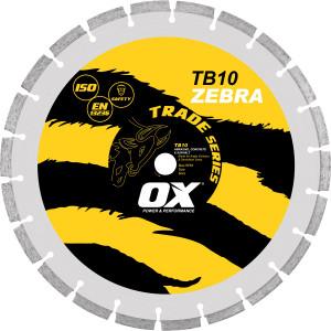 "Blade Diamond Trade 14"" G/P   /Concrete OX-TC10-14 Ox-Group"