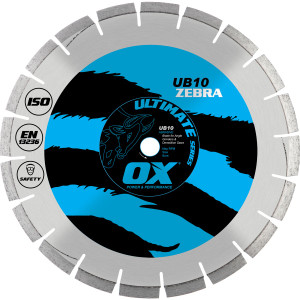 "Blade Diamond Turbo 14"" Seg Ulitimate OX-UB10-14 Ox-Group"