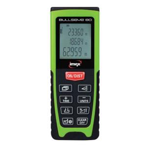 Laser Distance Measurer 80m Bullseye 80 008-IOBE80 Imex