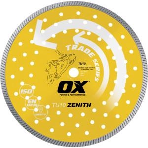 "Blade Diamond Trade 4"" G/P /Concrete OX-TC10-4 Ox-Group"