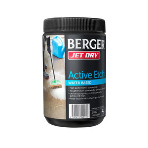 Active Etch 1kg Jetdry 199M0183 Berger