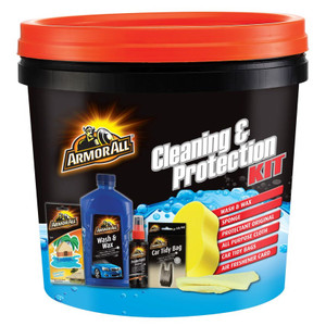 Clean & Protect Bucket 6Pce AGPPAIL31/2AU Armor All