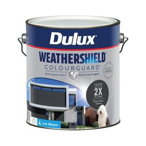Paint W/shield CG L/S  Domino   4L 54PD0141 Dulux