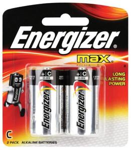 BATTERY MAX C PK2 ENERGIZER