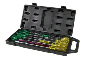 SCREWDRIVER SET MECHANICS 14PCE STANLEY