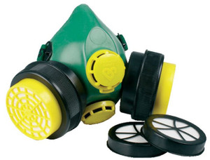 RESPIRATOR KIT TO SUIT PAINT/GARDEN