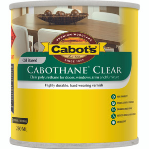 CABOTS CABOTHANE LOW SHEEN