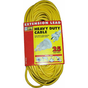 LEAD EXTENSION HEAVY DUTY 10A