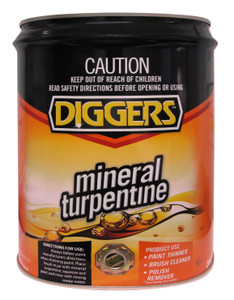 MINERAL TURPENTINE DIGGERS