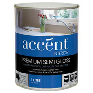 ACCENT INT S/GLOSS WHT