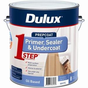 PRIMER SEALER U/C OIL 1 STEP WHITE 500ML