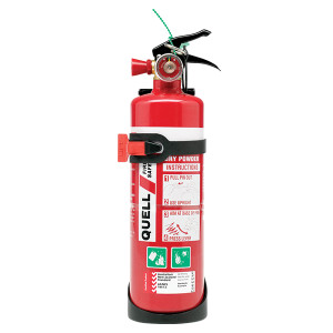 FIRE EXTINGUISHER KITCHEN & GARAGE 1KG