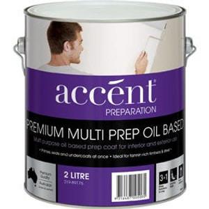 ACCENT MULTIPREP OIL BASED WHITE 2L