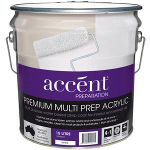 ACCENT MULTI PREP ACRYLIC 15L
