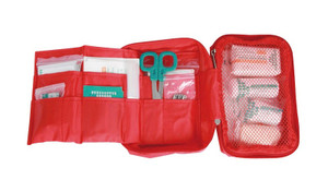 FIRST AID KIT HOME & TRAVEL 75PC