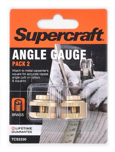 GAUGE STAIRCASE 2PC CARD SUPERCRAFT