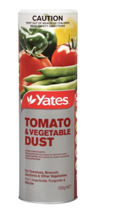 INSECTICIDE DUST TOMATO & VEG 500G