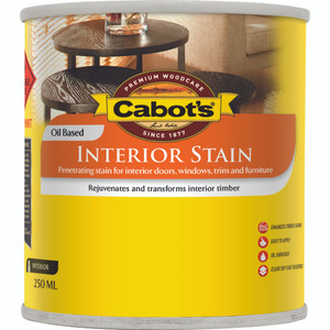 250ML CABOTS INT STAIN
