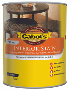 1L CABOTS INT STAIN