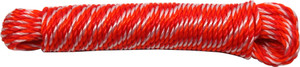 ROPE POLY ASSORTED 4MM x 15MM
