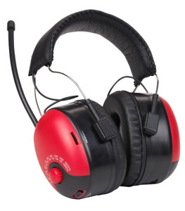 EARMUFFS AM/FM RADIO