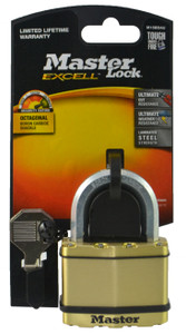PADLOCK EXCELL LAM WIDE