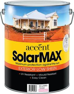 ACCENT SOLARMAX L/SHEEN EX BRIGHT 10L