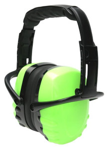 EARMUFFS HI VIS FOLDING 27DB