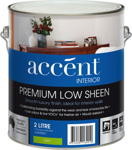 DEEP ACCENT INT L/SHEEN