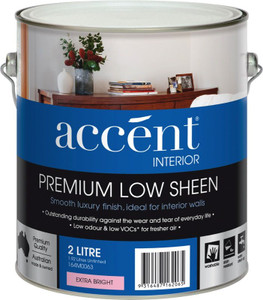 EX BRIGHT ACCENT INT L/SHEEN