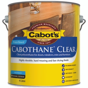 CABOTHANE STAIN WB MATT